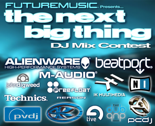 The Next Big Thing DJ Mix Tape Contest 2004