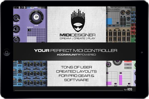 MIDI Designer Advertisement