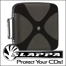 Slappa - The Best CD case for the money