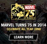 Marvel Celebrates 75 Years