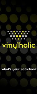 Vinylholic Banner