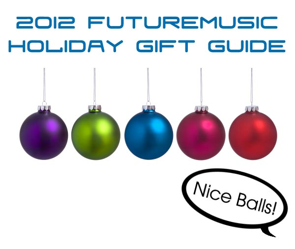 2012 Holiday Gift Guide for DJs, Electronic Musicians and Music Gadgeteers!
