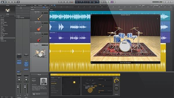 Apple Logic Pro X – 2013 Gear Of The Year Winner – DAW