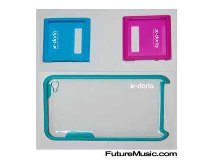 6th Generation iPod nano case. Evidence surfaced from a Chinese case