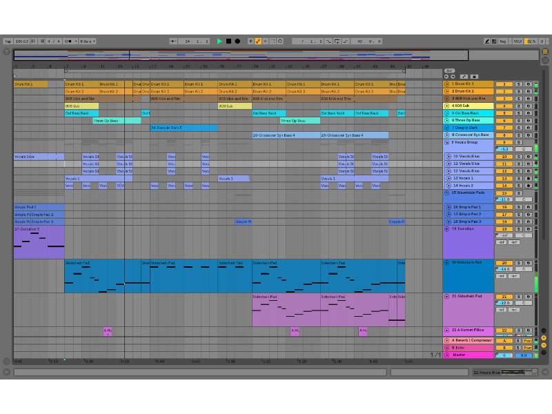 Ableton Live 10 New Interface FutureMusic