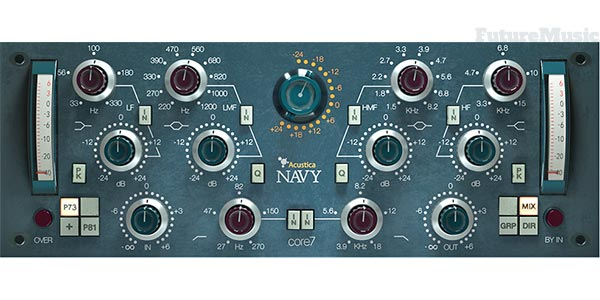 Acustica-navy plug-in