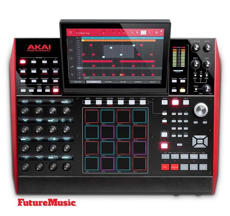 Akai MPCX FutureMusic