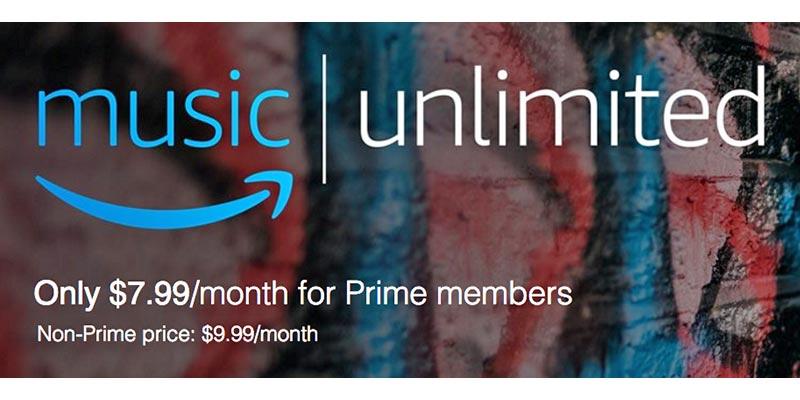 Amazon Music Unlimited FutureMusic