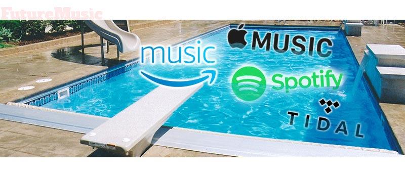 Amazon Enters Streaming Pool-FutureMusic