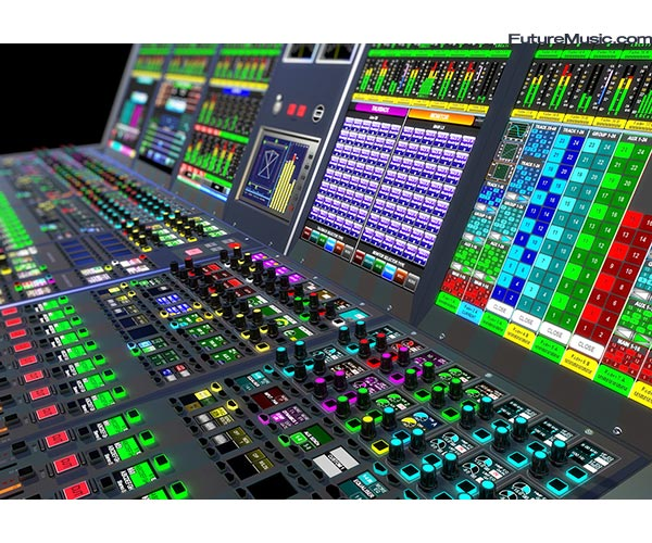 Calrec Announces Artemis Light Audio Desk