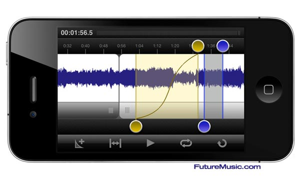 audio engineering fire 2 iOS app