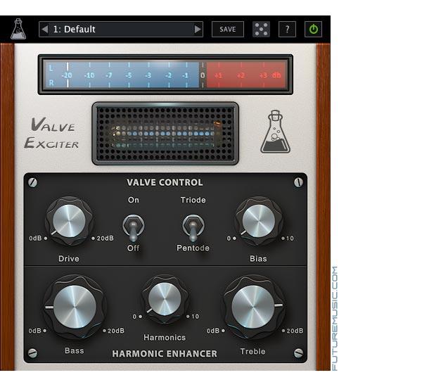 AudioThing-Valve-Exciter plugin, mac windows pc