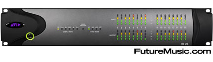 Avid ProTools HD I/O