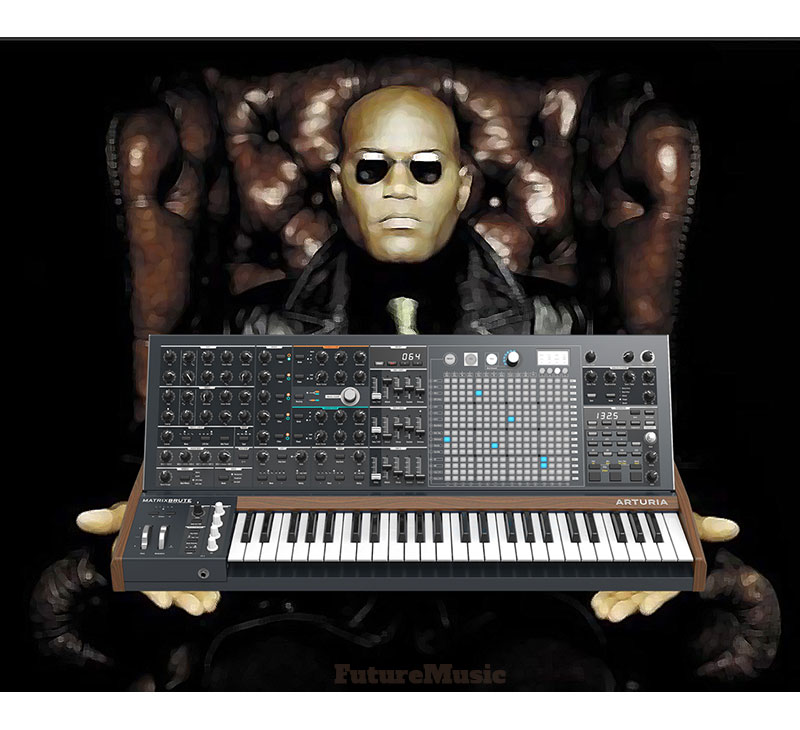 Take The Red Pill and Enter The MatrixBrute