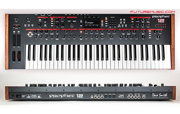 Dave Smith Instruments Prophet 12 - 2013 Gear Of The Year