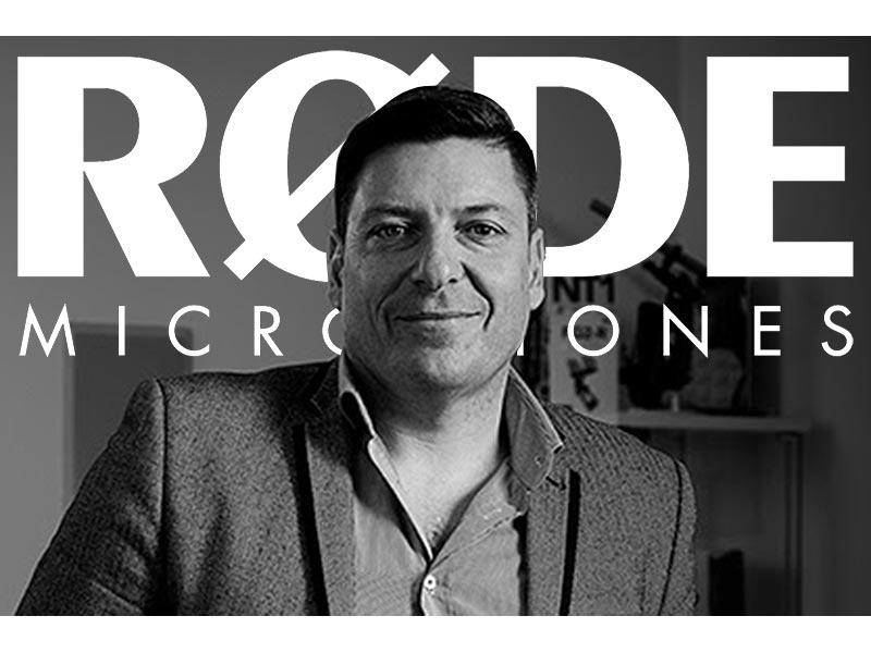 Damien Wilson CEO Rode
