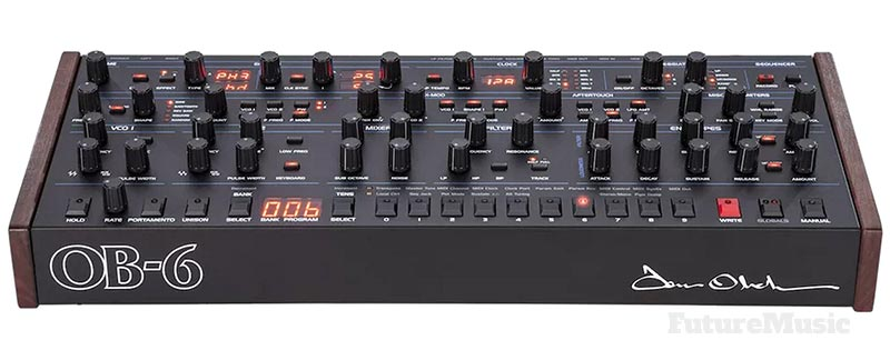 Dave Smith Instruments OB-6 Desktop analog synth
