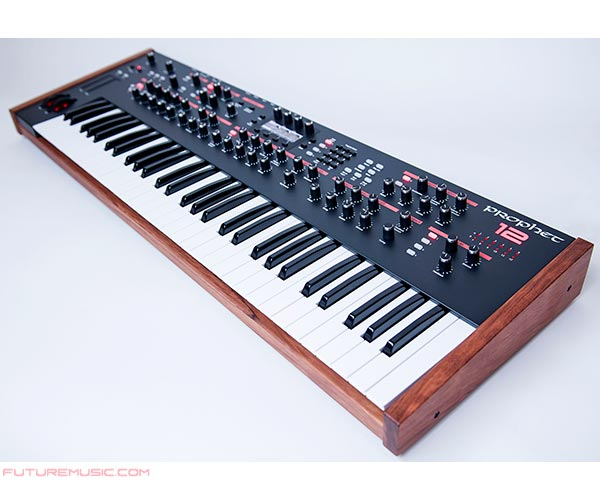 Dave Smith Instruments Unveils Prophet 12 Analog Synth