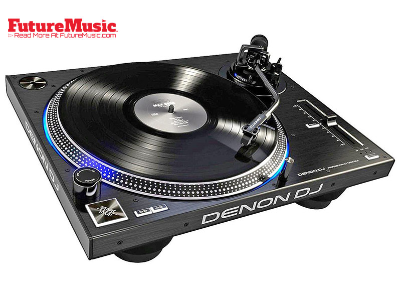 Denon-V12-Turntable-FutureMusic