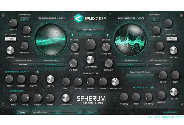 Eplex-7-DSP-Spherum-FX-resynthesizer
