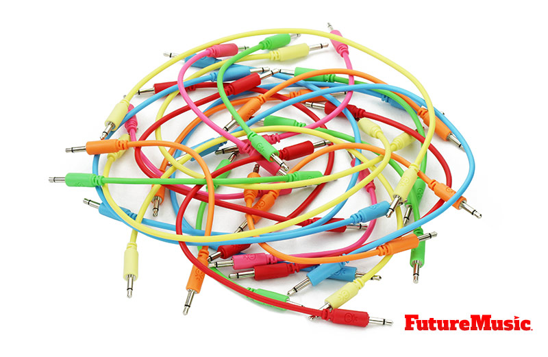 Erica Synths Pico System 1 Review Patch Cables FutureMusic