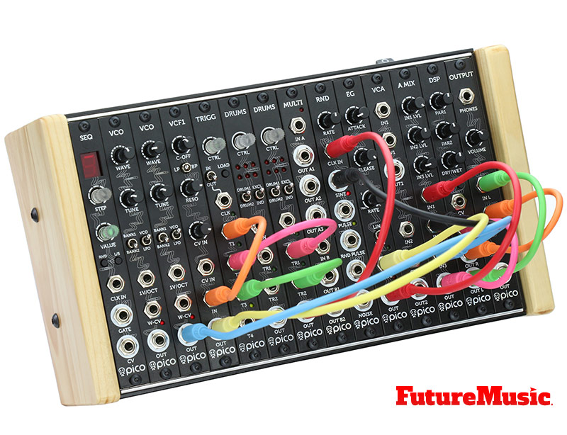 FutureMusic Holiday 2017 Gift Guide Erica Synths Pico System 1