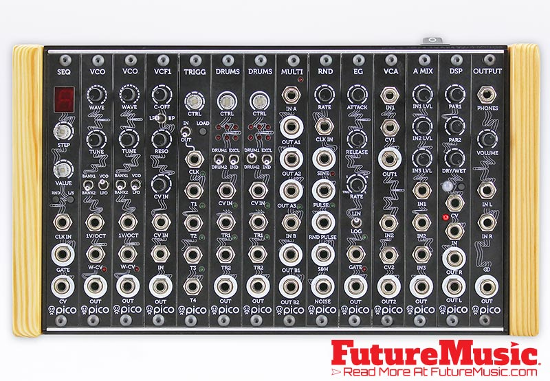 Erica Synths PicoSystem1 FutureMusic