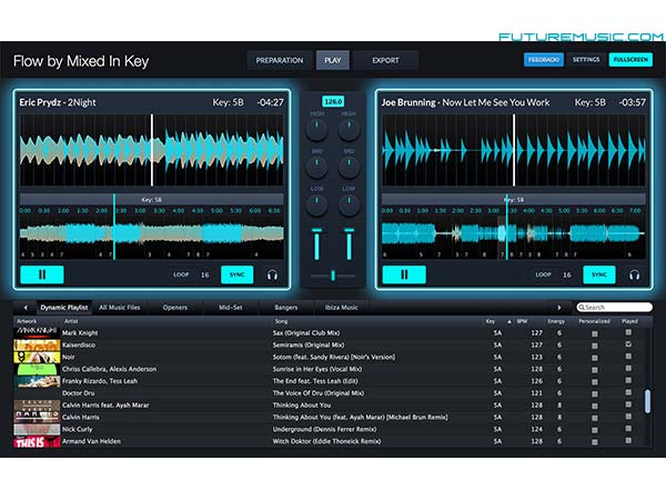 software for music dj
