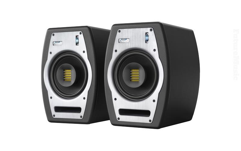 FluidAudio FPX7 studio monitors