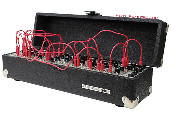 pittsburgh modular Foundation 3 analog synth