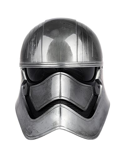 FutureMusic Holiday 2016 Gift Guide ANOVOS Captain Phasma Helmet