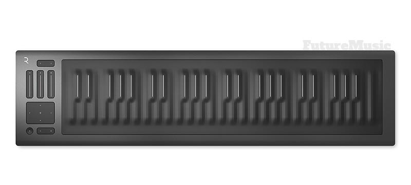 FutureMusic-Roli-Seaboard-Rise-49 MIDI Controller