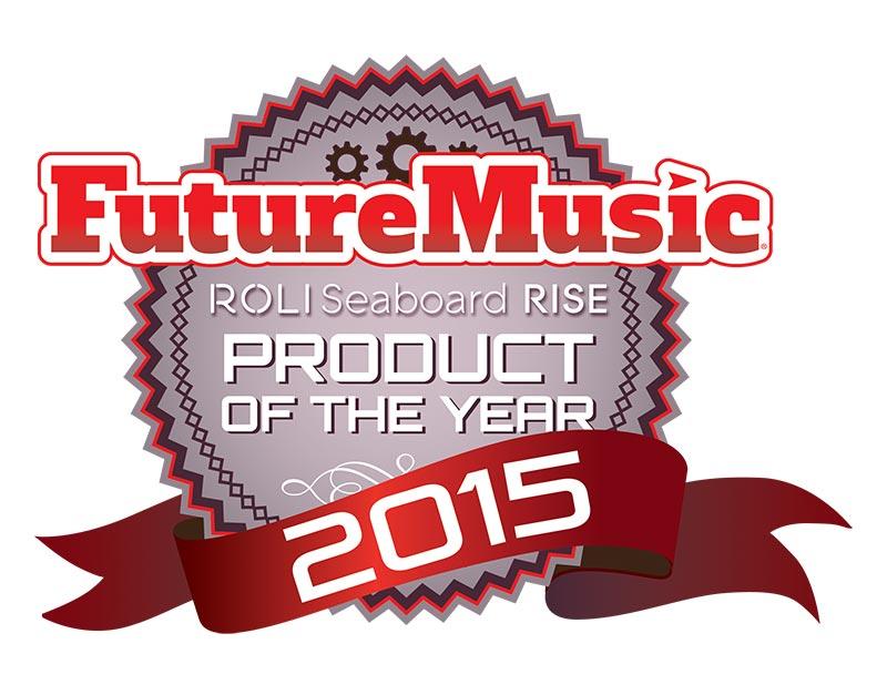 FutureMusic Product Of The Year 2015 Roli Seaboard Rise