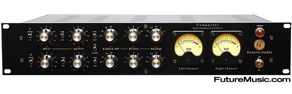Generic Audio Premiers Compactor Compressor/Limiter
