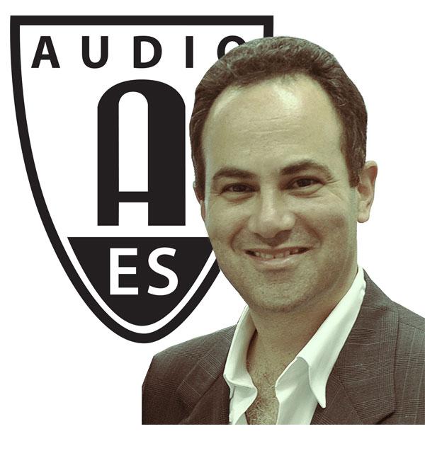 John Krivit AES President
