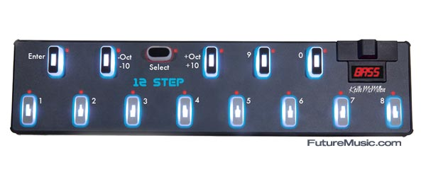 KMI 12 step controller