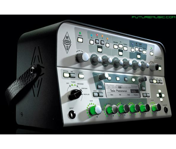 Kemper Announces Profiler Rack & PowerHead