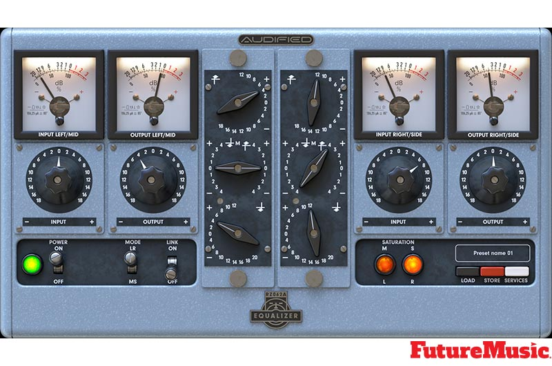 Klangfilm RZ062A plugin FutureMusic