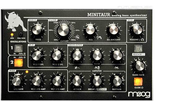 Moog Minitaur Review