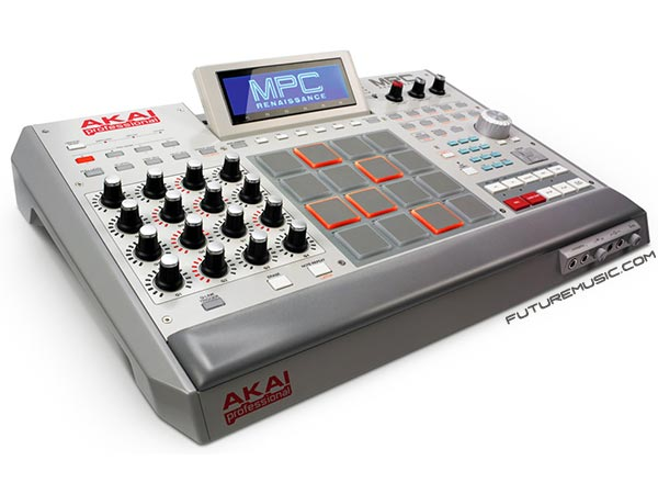 Akai's new MPC Renaissance music production center