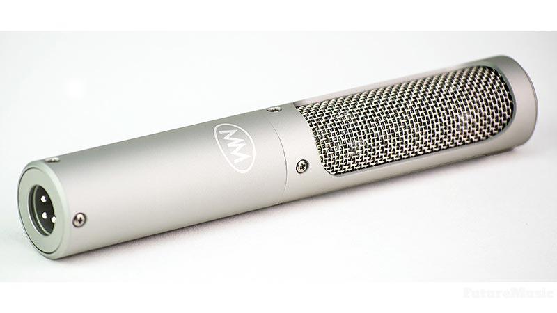 Mesanovic 2A Ribbon Microphone