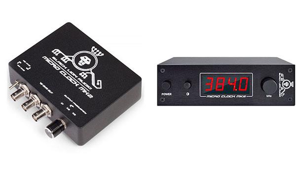 Black Lion Audio MicroClock 2 vs. MicroClock 3