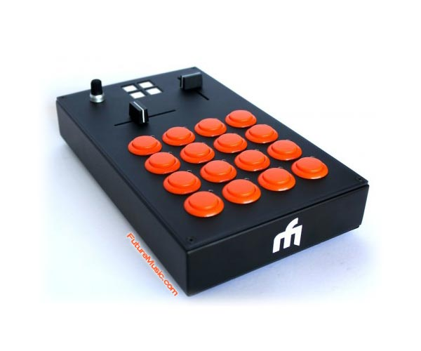 DJ TechTools Unleashes The MIDI Fighter Pro Controller