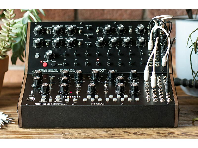 moog music releases drummer from another mother semi modular analog drum synthesizer. Black Bedroom Furniture Sets. Home Design Ideas