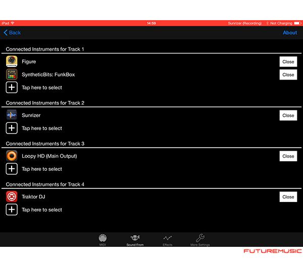 MusicIO 1.3 iOS App