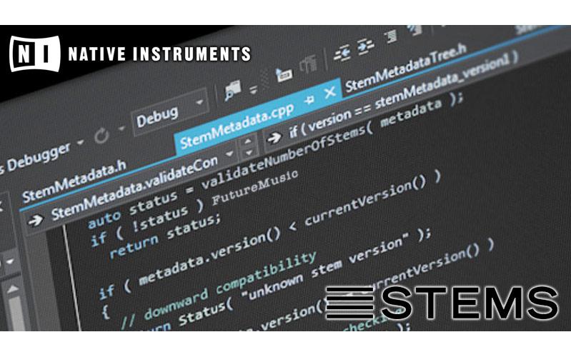 NativeInstruments Stems SDK Download