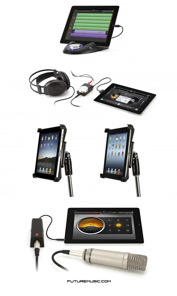 New Griffin Audio Accessories 2013