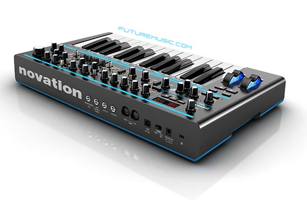 Novation BassStation II