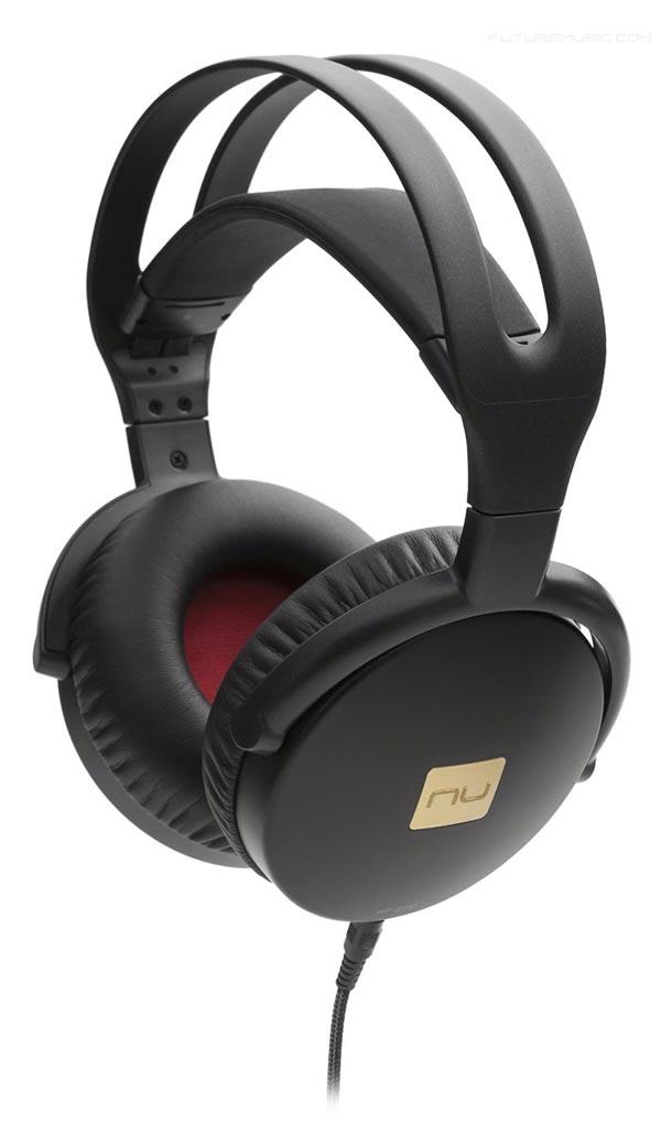 NuForce HP-800 Headphones Side View