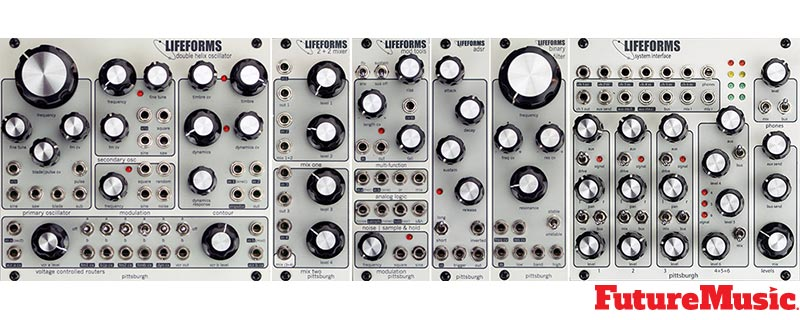 PIttsburgh Modular Lifeforms  FutureMusic